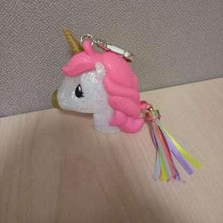 Unicorn pink PocketBac/Sanitizer Holder