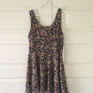 Size 12 | Petite Rainbow Dress