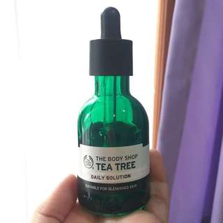'The Body Shop' Tea Tree Daily Solution