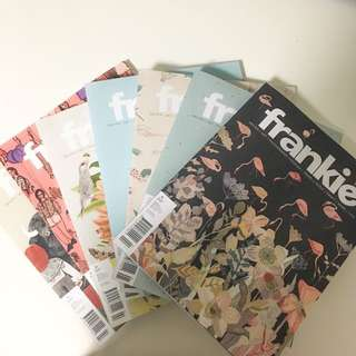 Frankie Magazine (Issues 58-64)