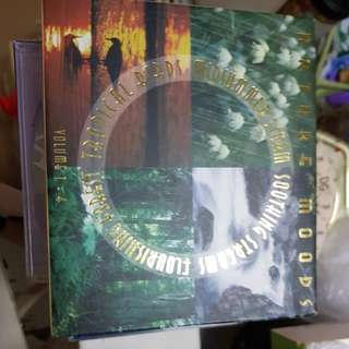 Classic Collection: 4 CDs of Nature Sounds/Music
