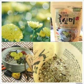 韓國🇰🇷🌻菊香健康米🍚180g