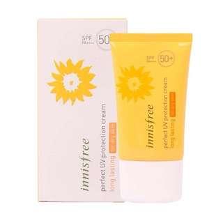 Innisfree Perfect UV protection cream