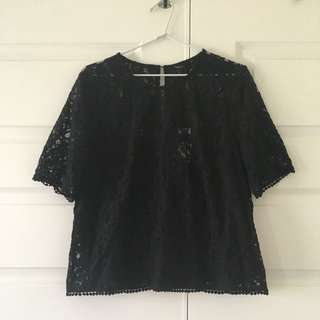 Size 14 | Tokito Lace Top