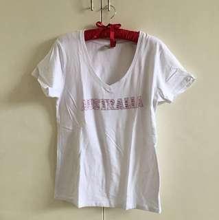 White Australia t-shirt
