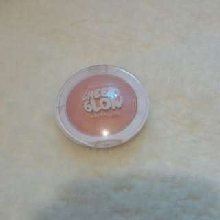 Maybelline cheeky glow blush on
