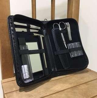 8 in 1 men grooming kit (travel)