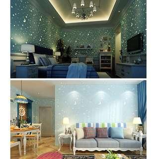 Luminous kids wallpaper