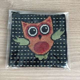 Owl Coin Pouch