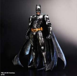Play Kai Arts Dark Knight Batman