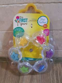 The First Years Star Teether