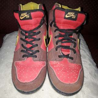 Authentic Nike Dunk SB High
