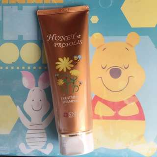 100% New & Real SNP Honey & Propolis Treatment Shampoo 蜂蜜洗髮露