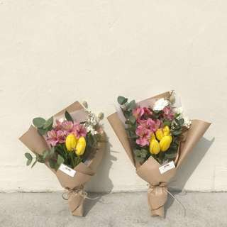 Quirky Peculiar Bouquet