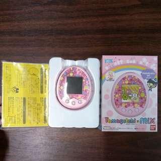 日本 Tamagotchi 他媽哥池 melody mix ver. 電子雞 不是sanrio ver.