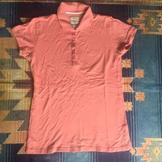 Polo shirt Nevada warna salem