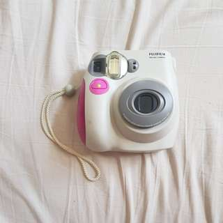 Fuji Polaroid Camera