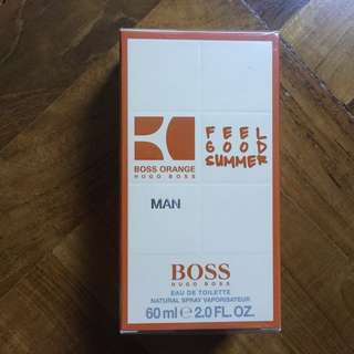 Hugo Boss - Orange Feel Good Summer for Men