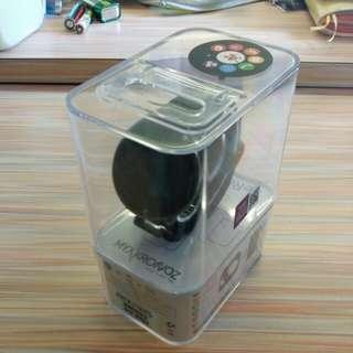 全新 MyKronoz ZeRound Smartwatch Black 運動智能手錶