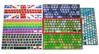 """Apple Macbook Pro Air keyboard cover 13"""" 15"""" 17""""鍵盤保護膜"""