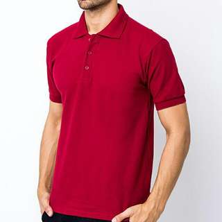 Polo shirt/kaos kerah