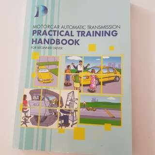 Driving Theory Book & Practical Book