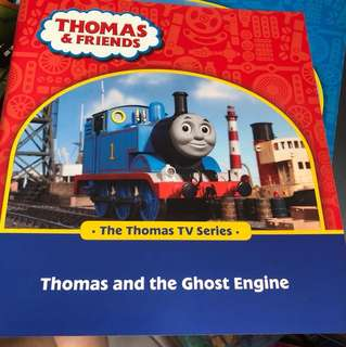 THOMAS and friends storybooks.