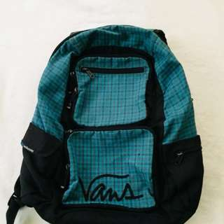 Authentic Vans Backpack-Repriced