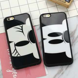 Lover Cell Phone Mirror Case