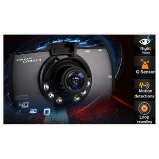Car Dash Camera HD - (BN)