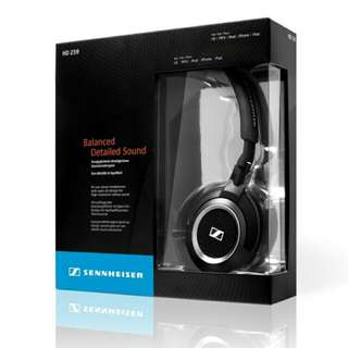 Sennheiser HD 239 On-Ear Stereo Headphones