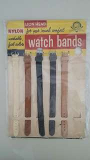 Vintage Watch Band (NOS)
