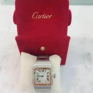 Cartier 100%正品 100%全新 只試帶過