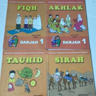 Andalus KBK1 textbooks for free