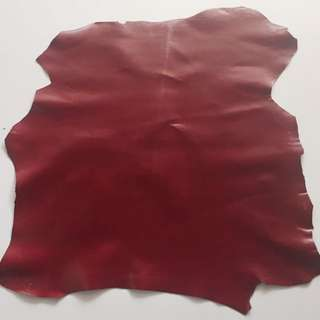 Sheep Leather (red)