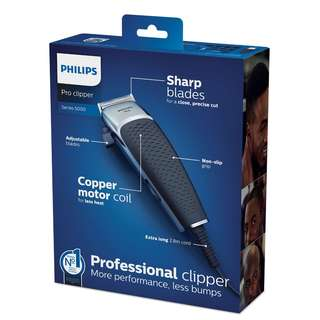 Philips Pro Hair Clipper HC5100