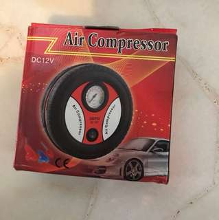 Car air tyres pump Dc 12v , ac to dc Adapter