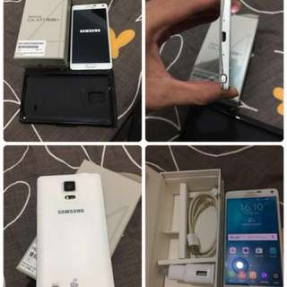 🚚 Samsung GALAXY Note4 32GB