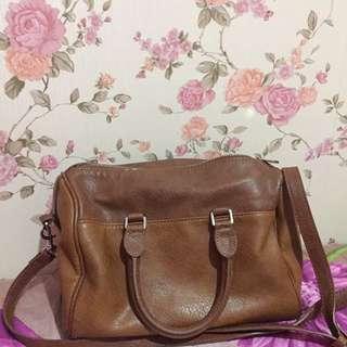 Stradivarius Bag Brown