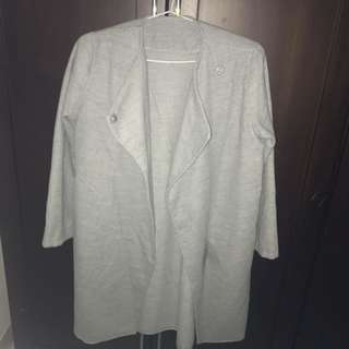 Gray Coat, Very Good Condition