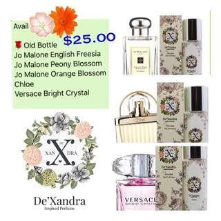 De Xandra Perfumes 🌸