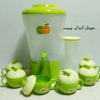 Dispenser+gelas