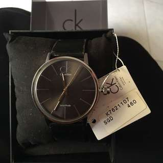 Calvin Klein Watch ( used ) mint condition