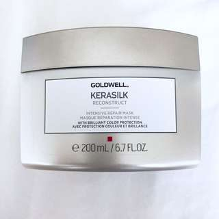 New Goldwell Kerasilk Hair Mask