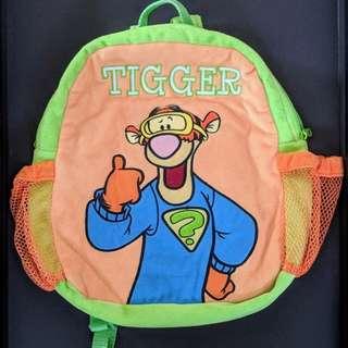 Disney Tigger Soft Material Backpack Bag