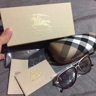 burberry sun glasses