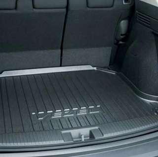 Honda Vezel Trunk Tray