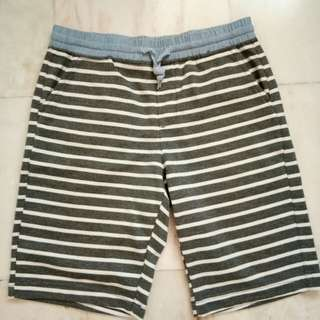 Short pants two for RM 12
