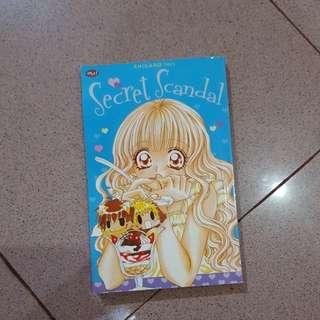 Secret Scandal by Shigano Iori