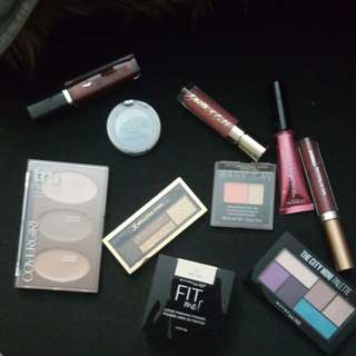 Makeup Bundle Lot
